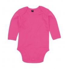 Baby Organic LS Bodysuit [barvna]