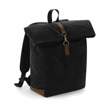 Heritage Waxed Canvas Backpack [barvna]