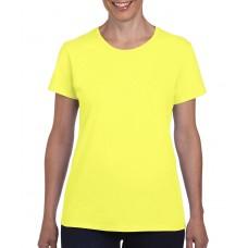 Ladies` Heavy Cotton T-Shirt [bela]