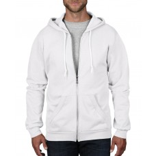Adult Fashion Full-Zip Hooded Sweat [barvna]