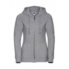 Ladies` Authentic Zipped Hood [barvna]