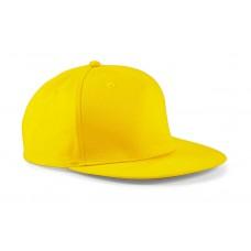 5 Panel Snapback Rapper Cap [barvna]