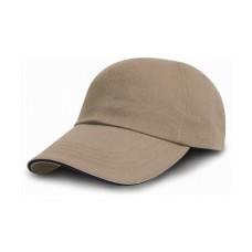 Brushed Cotton Drill Cap [barvna]