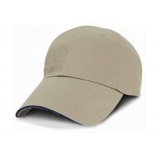 Brushed Cotton Twill Cap [barvna]