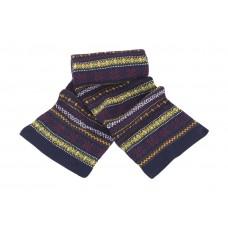 Arran Heavy Knit Scarve [barvna]