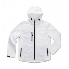 Active Softest Shell Hooded Jacket [barvna]
