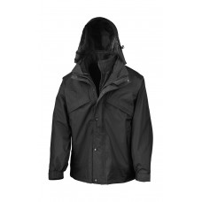 3-in-1 Jacket with Fleece [barvna]