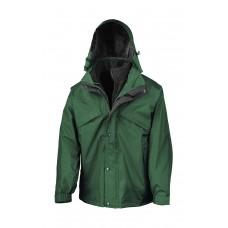 3-in-1 Jacket with Fleece [barvna]