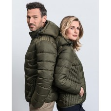 Ladies` Hooded Nano Jacket [barvna]