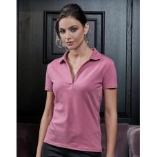 Women`s Luxury Stretch V Polo [barvna]