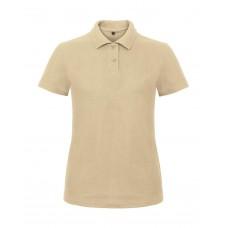 ID.001/women Piqué Polo Shirt [barvna]