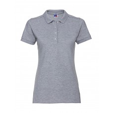 Ladies` Fitted Stretch Polo [barvna]