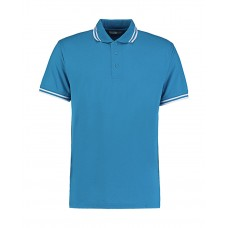 Classic Fit Tipped Collar Polo [barvna]