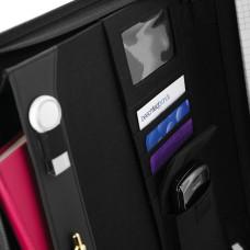 Burbank Zipper Portfolio [barvna]