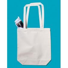 Canvas Cotton Bag LH with Gusset [barvna]