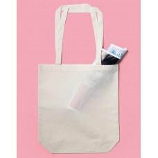 Cotton Bag LH with Gusset [barvna]