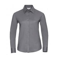 Ladies` Classic Oxford Shirt LS [barvna]