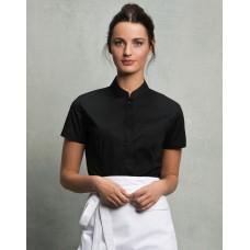 Bargear™ Mandarin Collar Shirt Lady [barvna]