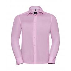 Tailored Ultimate Non-iron Shirt LS [barvna]