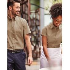 Ladies` Classic Twill Shirt [barvna]