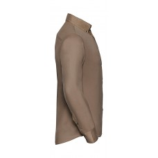 Long Sleeve Classic Twill Shirt [barvna]