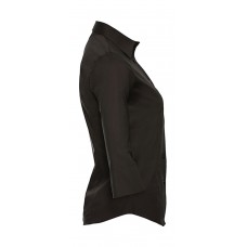 Ladies` 3/4 Sleeve Easy Care Fitted Shirt [barvna]