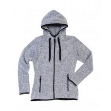 Active Knit Fleece Jacket Women [barvna]