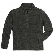 Active Melange Fleece Jacket [barvna]