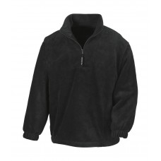 1/4 Zip Fleece Top [barvna]