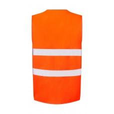 2-Band Safety Waistcoat Class 1/Class 2 [barvna]