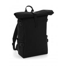 Block Roll-Top Backpack [barvna]