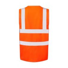 4-Band Safety Waistcoat Class 2 [barvna]