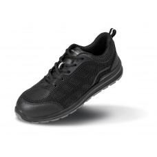 All Black Safety Trainer [barvna]