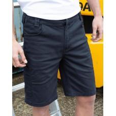 Super Stretch Slim Chino Shorts [barvna]