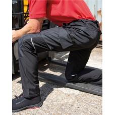 Slim Softshell Work Trousers [barvna]